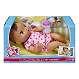Baby Alive Luv 'n Snuggle Baby Doll Brunette