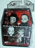 Living Dead Dolls MinisTragedy & Misery 2 Pack Exclusive
