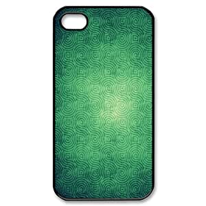 iphone 4s cases cheap sexyass green curly infinite pattern iphone 4 14424