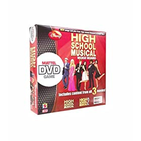 Click to order High School Musical Wildcat Megamix DVD game from Amazon!