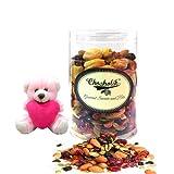 Valentine Chocholik Premium Gifts - Very Nice Cocktail Treat With Teddy