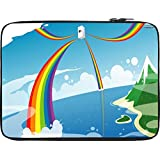 Snoogg Beach Energy Goodness 2524 12 To 12.6 Inch Laptop Netbook Notebook Slipcase Sleeve