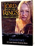 Lord of the Rings Card Game Theme Starter Deck Shadows Eowyn