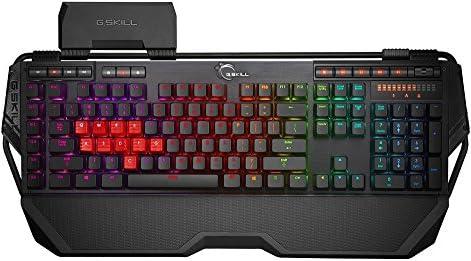 G.Skill Gaming Keyboard, Cherry Red (RIPJAWS KM780 RGB) [並行輸入品]