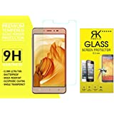 Coolpad Note 5 Tempered Glass - Branded Tempered Glass Screen Protector For Coolpad Note 5 (2.5D Smooth Edge Ultra...