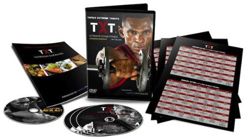 Infomercial workout dvd eoua