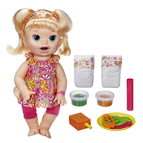 Top 10 recommendation snacking lily baby alive brunette for 2020