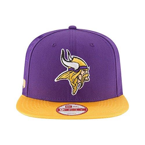 New Era Snapback Cap - NFL 2016 SIDELINE Minnesota Vikings - -