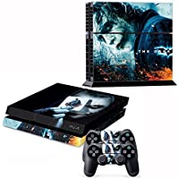 Nuo Ya001 Skin Sticker For Ps4 Playstation 4 Console/Controller Decal 082 Joker