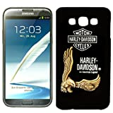 Chavanz Back Cover For Samsung Galaxy Note II N7100 Premium Luxry Hard Cover With 3D Harley Davidson Logo Imported