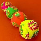 Adorox Water Bomb Splash Balls Pool/Beach Games Fun Activities (Assorted (12 Bombs))