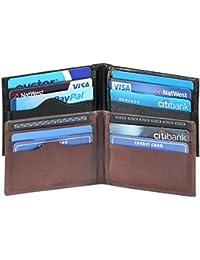 Hide & Sleek Combo Card Holder - Pack Of 2 - B01EOZJNAY