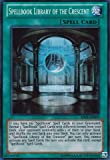 Yu-Gi-Oh! - Spellbook Library of the Crescent (AP03-EN009) - Astral Pack: Booster Three - Unlimited Edition - Super Rare