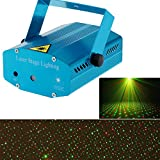 Alcoa Prime Colorful Voice-control DJ Disco Xmas Party Club Light Adjustment With Tripod LED Laser Projector Stage...
