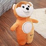 Imported And New Crish Zodiac Dog Plush Toys Stuffed Animals Dog Doll (Brown)