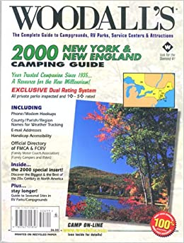 Woodall's North American Campground Directory with CD, 2008