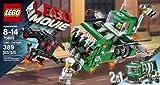 LEGO Movie 70805 Trash Chomper