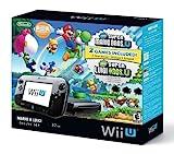 Nintendo Wii U Deluxe Set: Super Mario Bros U & Luigi U