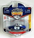 Jada Badge City Heat Highway Patrol '70 Dodge Challenger Blue/White #018
