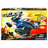 GI JOE Retaliation Movie 2 Delta Vehicle - HISS TANK