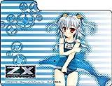 Z/X Ignition Azumi Kagamihara Swimwear Ver. Card Game Character Deck Box Case MAX Collection & Divider/Separator Anime Loli Girl Swimsuit Bikini Zillions of Enemy ZX Illust. Takuya Fujima by Broccoli