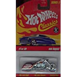 HOT WHEELS 2006 7 Of 30 Orange BAD BAGGER CLASSICS SERIES 3 1:64 SCALE DIE-CAST BODY/CHASSIS SPECIAL
