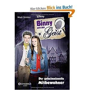 Binny und der Geist, Band 01: Der geheimnisvolle