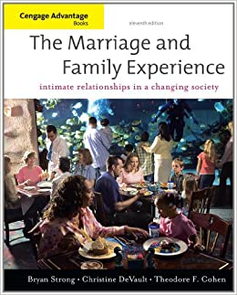 Intimate Relationships, Marriages, and Families / Edition 9