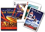 The Golden Age of Air Travel Playing Cards