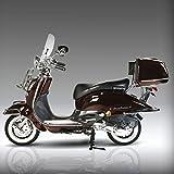 FLEX TECH Motorroller »Retro Firenze 50 ccm«: Amazon.de