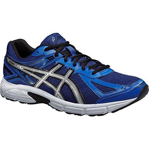 ASICS Patriot 7 - Zapatillas de running para hombre, color azul (blue/silver/black 4293), talla 42
