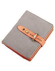 Nsstar Elegant Card Cash Holder Lady Purse Woman Wallet Bag Billfold Credit Card Holder Case With A Strap Closure...