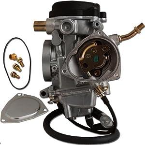 Amazon.com: Yamaha Big Bear 400 Carburetor YFM 400 YFM400