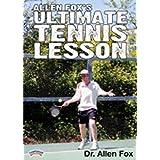Championship Productions Allen Ductions Allen Fox's Ultimate Tennis Lesson DVD