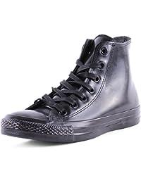 Converse Mens Chuck Taylor All Star Hi Rubber Boot Black 12 B(M) US Women / 10 D(M) US Men