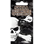 Island Dogs Skull Bottle Opener Ring