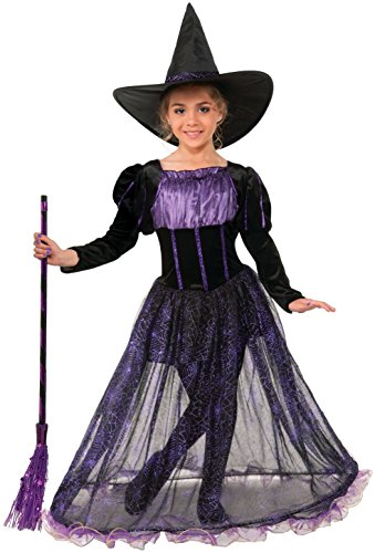 Purple Potion Witch Costume