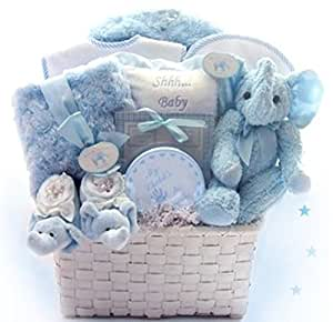 Amazon.com : Welcome Home Baby Gift Basket : Gifts For The ...
