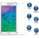 Paybydaddy® Curved Panasonic Eluga L 4G Tempered Glass Screenguard For Panasonic Eluga L 4G Screen Guard Scratch Protector