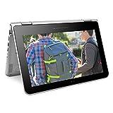 HP 11-k106TU 11.6-inch Touchscreen Laptop (Core M3 6Y30/4GB/1TB/Windows 10/Intel HD Graphics), Silver