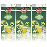 Tulsi Green Tea 25 Tea Bags, Pack Of 3