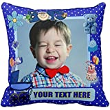 Happy Memories Baby Boy Cushion, Gift Of Happiness, Surprise Gift, Different, Hatke Gift, Unique And Stylish,...