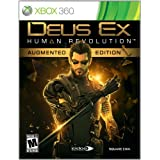Deus Ex Human Revolution - Augmented Edition -Xbox 360