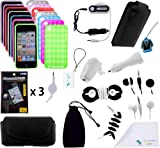 Accessories Bundle Kit for Apple iPod touch 8GB 32GB 64GB -2011 New