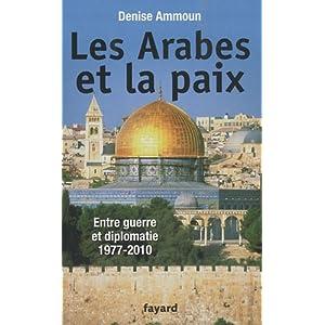 Les arabes et la paix-livre