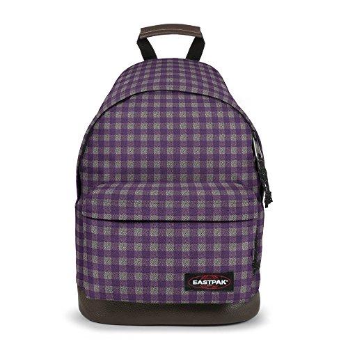 Eastpak Wyoming Sac à dos, 24 L, Checksange Purple