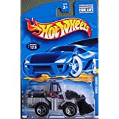 HOT WHEELS WHEEL LOADER 2001 COLLECTOR NO. 123