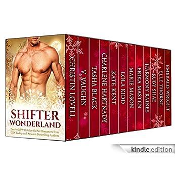 shifter wonderland box set book cover