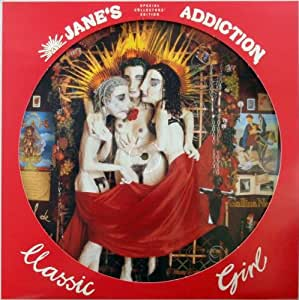 janes addiction classic girl