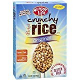 Enjoy Life Enjoy Life, Perky's Crunchy Rice Cereal, Gluten, Dairy, Nut & Soy Free, 10-Ounce Boxes (Pack Of 12)